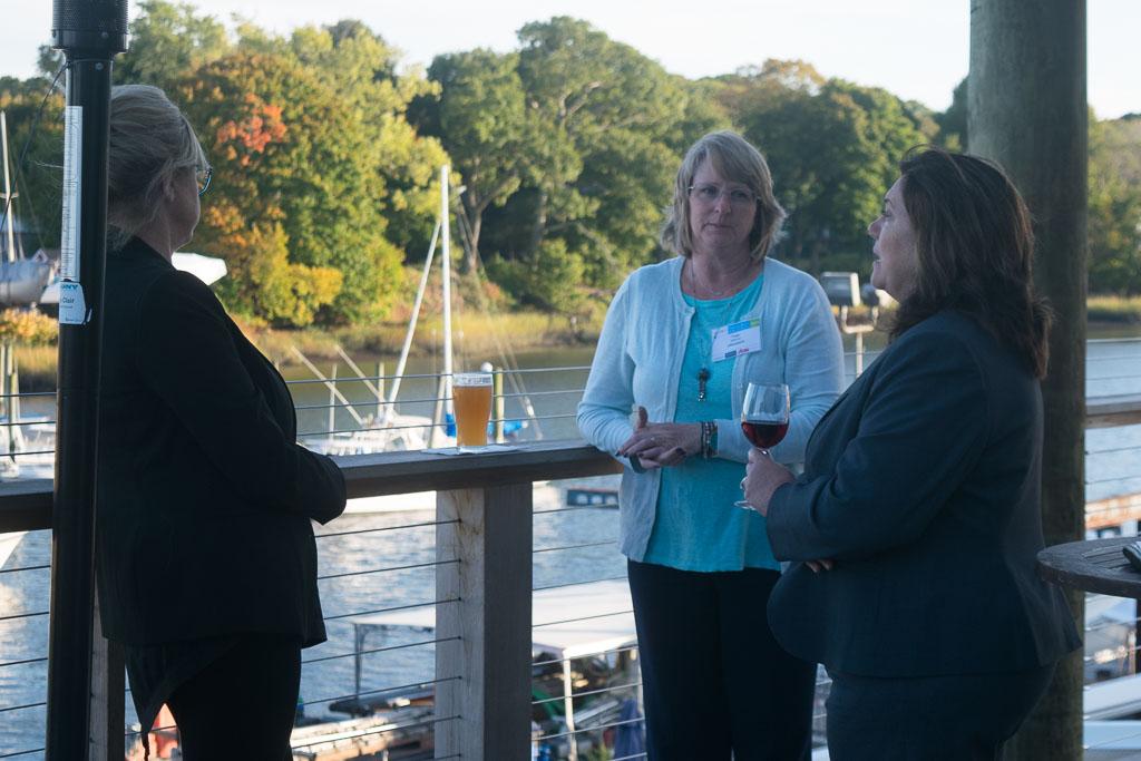 Terri Sullivan & Peggy Wilcox, LifestyleCX & Carla Dias