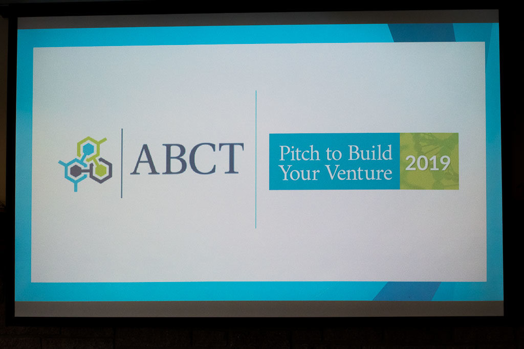 ABCT Pitch to Build Your Venture Oct 2019