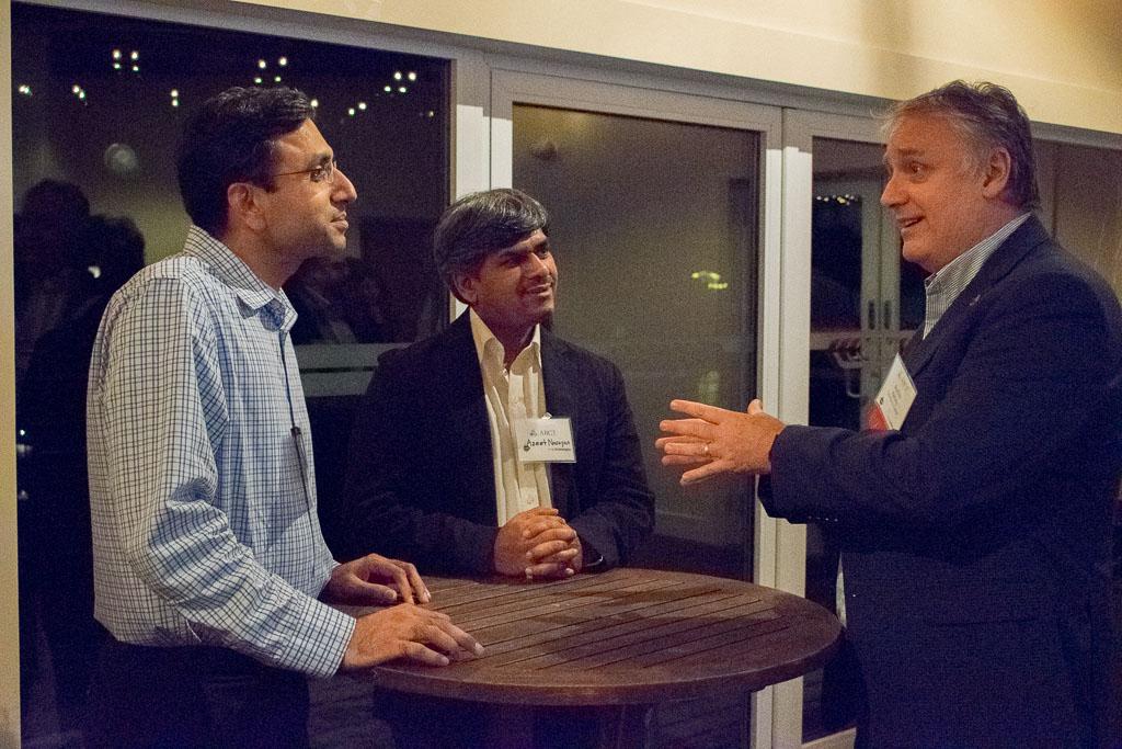 Abhijit Patel, Binary Genomics, Azeet Narayan, Binary Genomics  Andrew Kersey, Yes Medical Design
