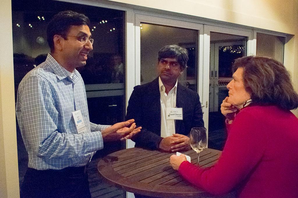 Abhijit Patel, Binary Genomics, Azeet Narayan, Binary Genomics  Denise  Winokur, Strategic Healthcare Consulting