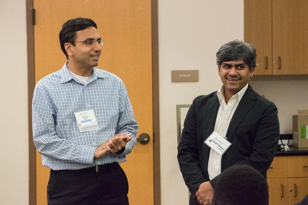 Abhijit Patel, Binary Genomics  Azeet Narayan, Binary Genomics