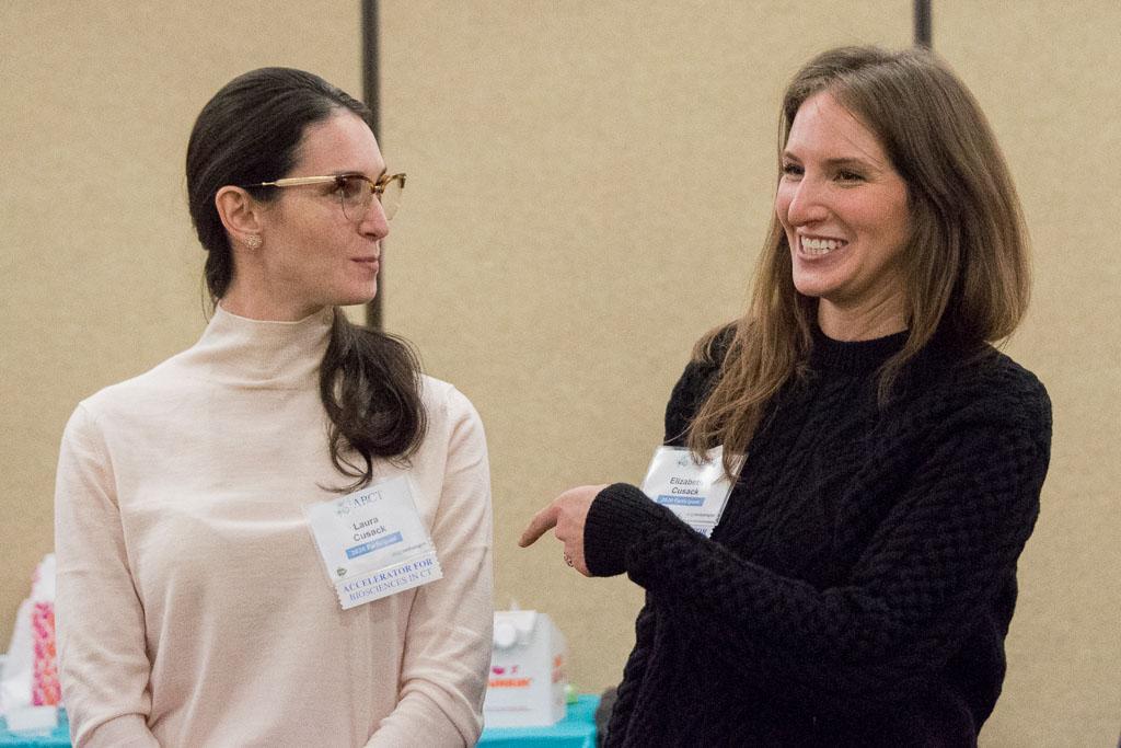 Laura Cusack RBK BioTech, Elizabeth RBK BioTech