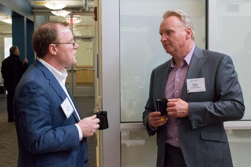 Thomas Hedemann, Axinn & Patrick O'Neill, CT Innovations