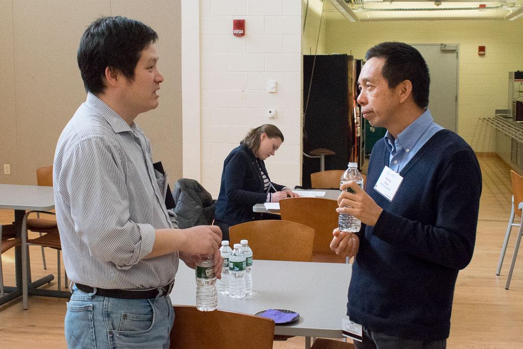 Matt Wang, Arch Innotek & Patrick Shao, Mitotherapeutix