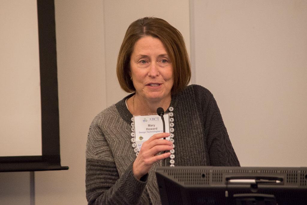 Mary Howard, ABCT Program Director