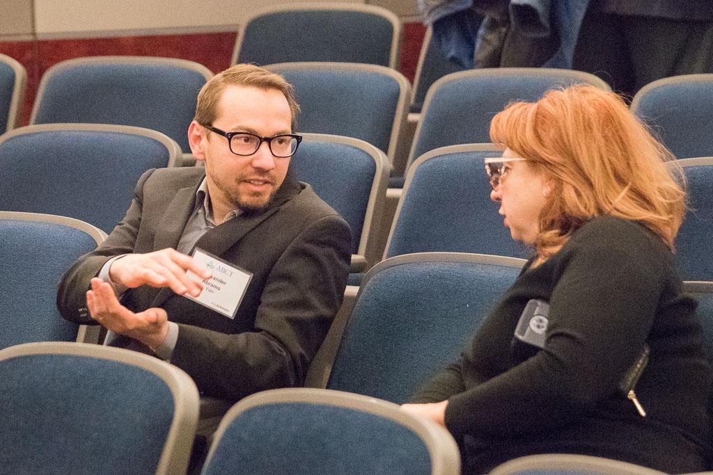Alex Abrams, Yale & Ludmila Kvochina, Neurocrystal