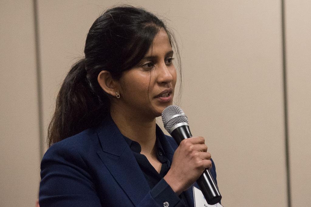 Anupama Prabhath, UConn Health