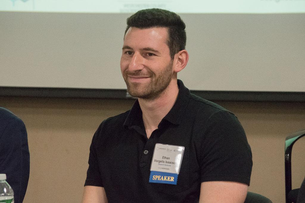 Ethan Wergelis-Isaacson, DreamIt Ventures