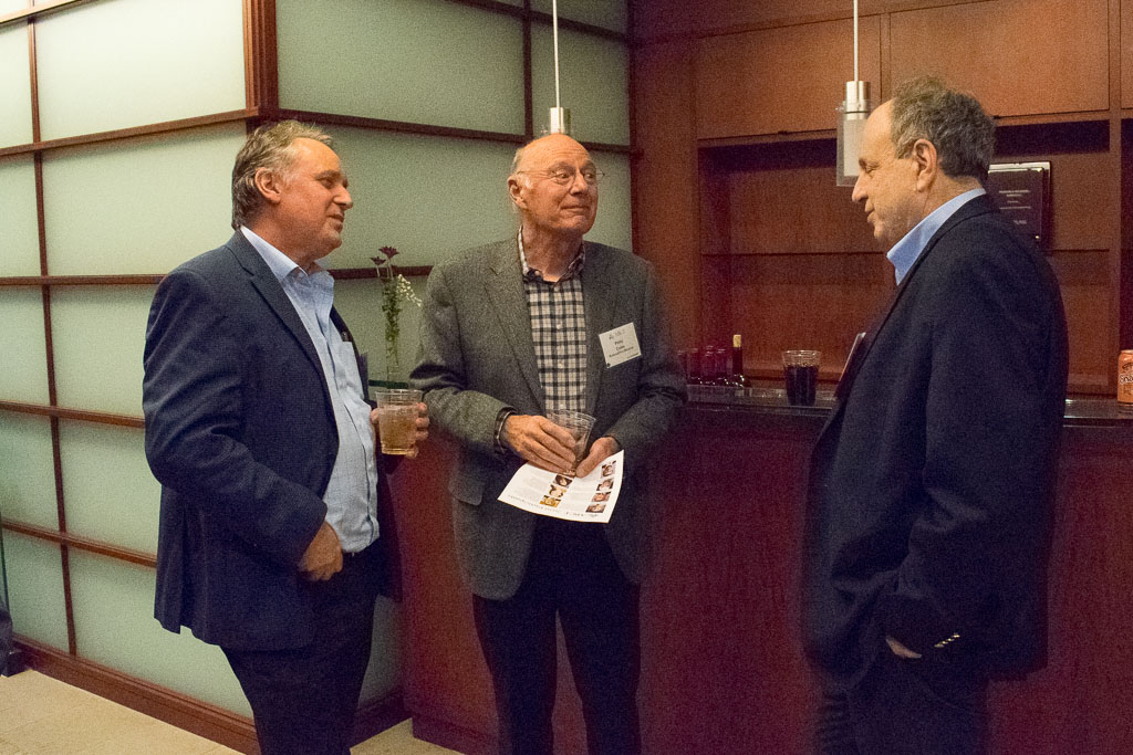 Andrew Kersey, Yes Medical, Philip Coles, Retired/PCI Medical & Michael Jaffe, Cardiorespiratory Consulting, LLC