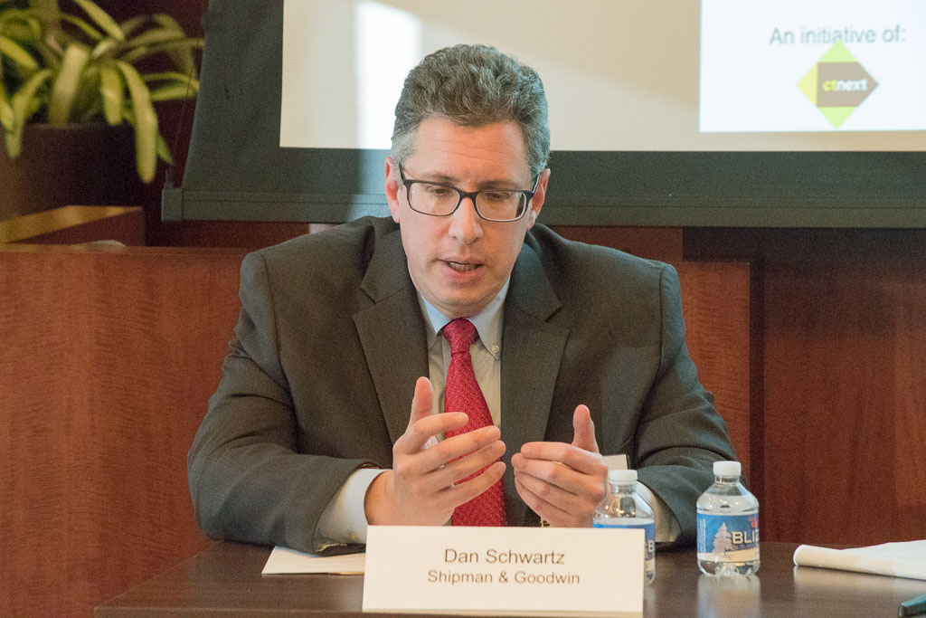 Daniel Schwartz, Shipman & Goodwin