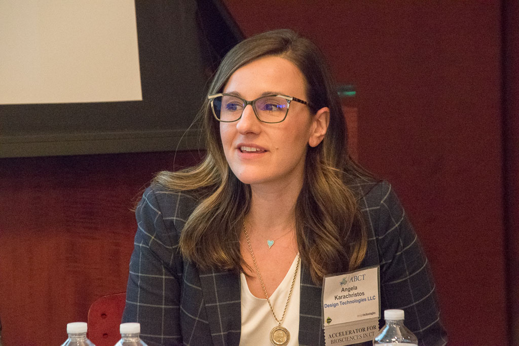 Angela Karachristos, ABCT Program Manager