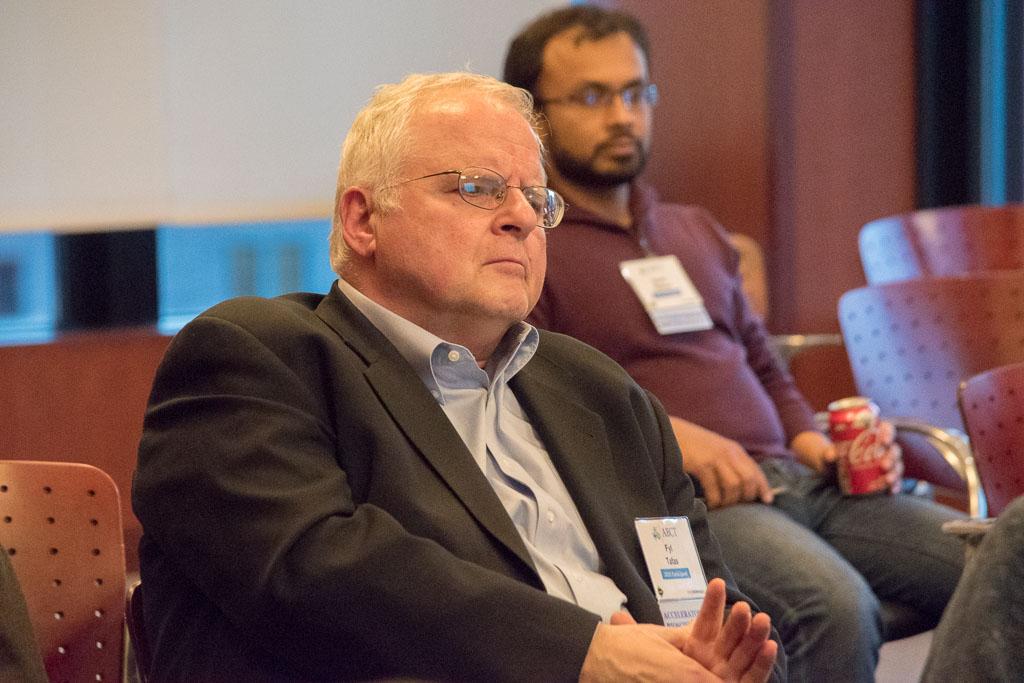 Fyl Tafas, QCDx LLC & Sharif Ridwan, University of Connecticut Health Center