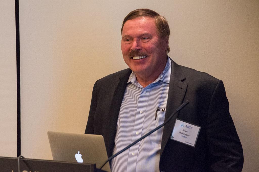 Rick Birkmeyer, Tangen