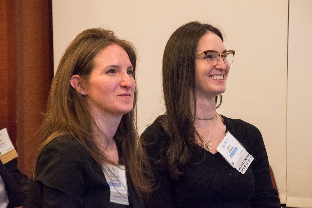 Laura Cusack & Elizabeth Cusack, RBK Biotech
