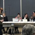 Chad Bouton; Laura Cusack, RBK; Elizabeth Cusack, RBK