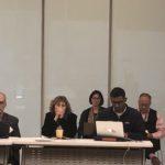 Cassie Hallberg; Mrinal Kumar, OnTrack Rehabilitation; Steve Chang